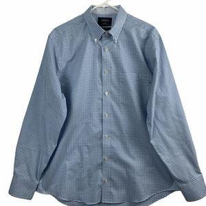 Charles Tyrwhitt Slim Fit Mens L Button Down Shirt